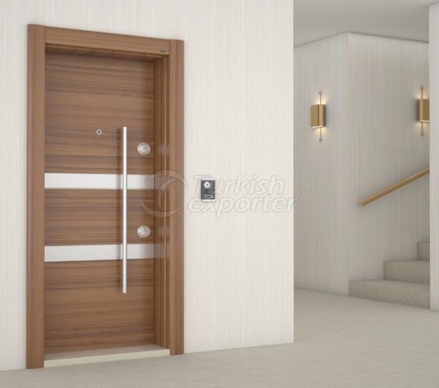 Steel Door  -PRE 401 LASIN