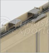 Sliding Wardrobe System 3 Door With Soft Closer M02 8230 3K