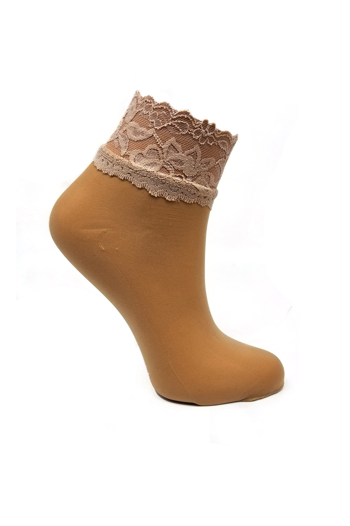 Ankle Socks with Lace Accessories