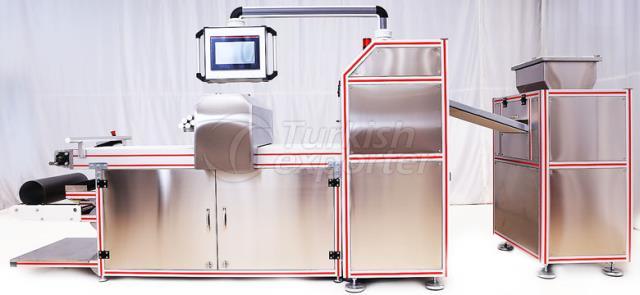 Dough Sheeter Machinery