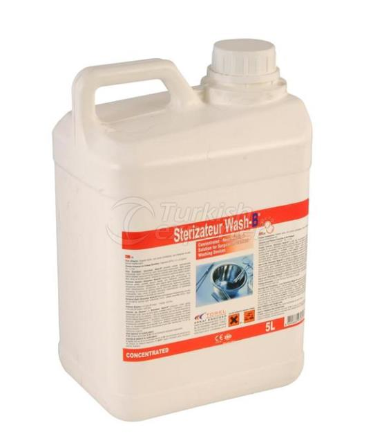 Sterizateur Wash B Concentrated