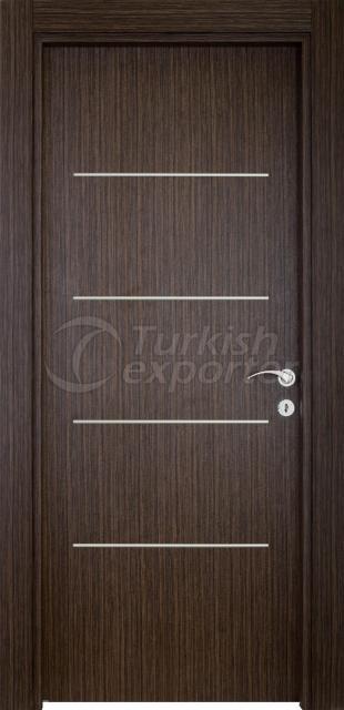 Ahşap Kapı 1134 Abanoz