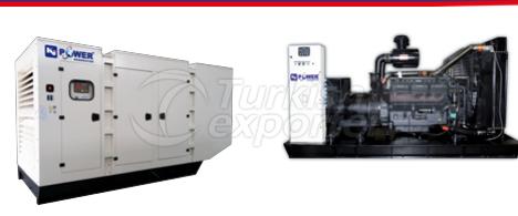 Diesel Generators -KJS77