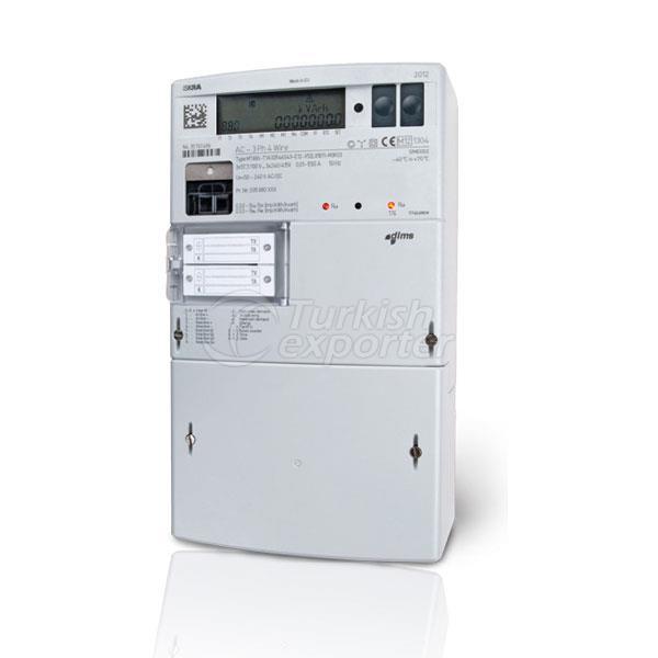 Compteur d'énergie industriel Iskraemeco MT880i