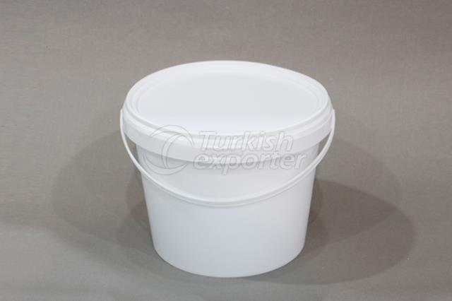 BKY 2504 plastic container