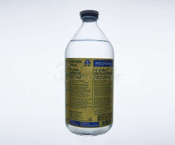 PF Sterile Distilled Water