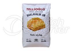 Farinha de Baklava