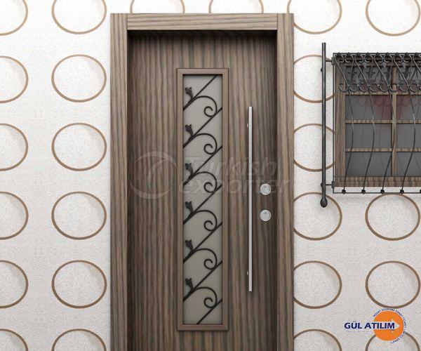 Steel Door 02