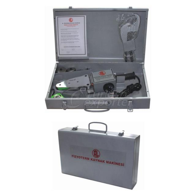 AL GM PPRC Welding Machine Set