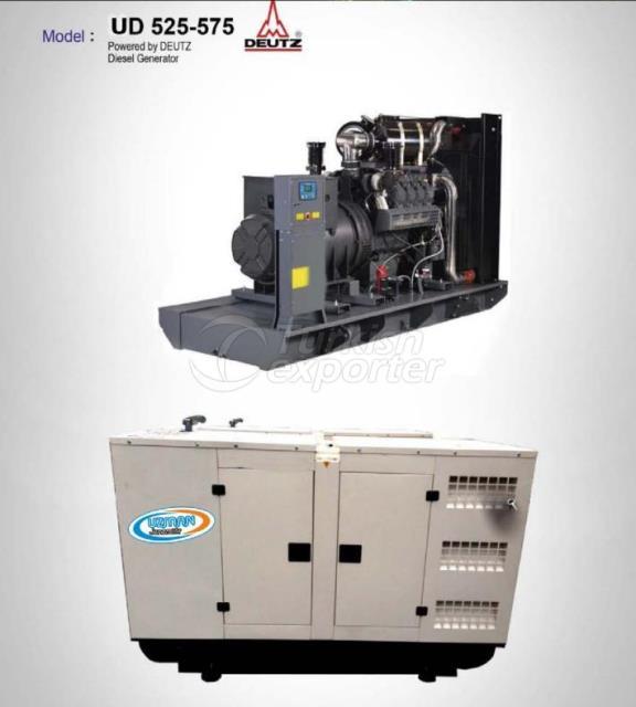 Diesel Generator - UD 525 - 575