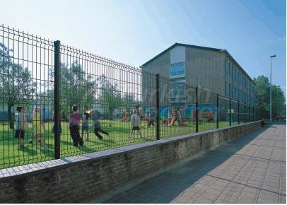 Nylofor 3D Panel Fence