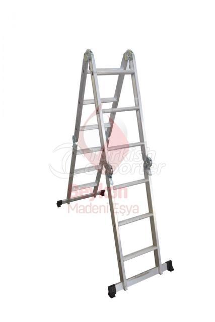 Escadas de múltiplos propósitos PLUS 43