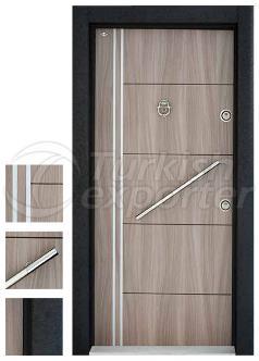 Steel Door Z-011