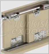 Adjustable Sliding Door System M03 7010 SFT