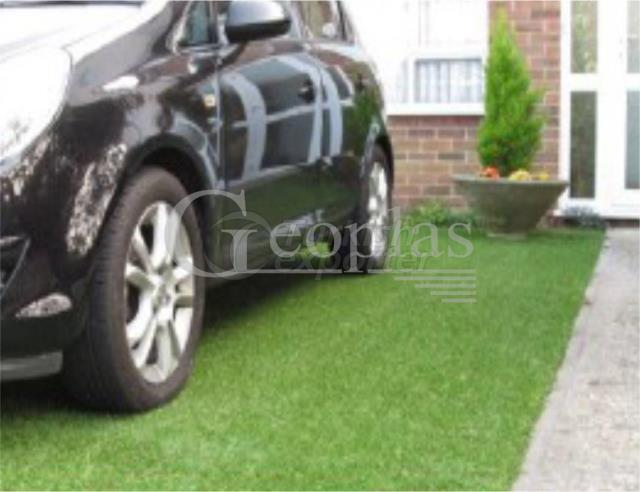 Grid for Grass Protection