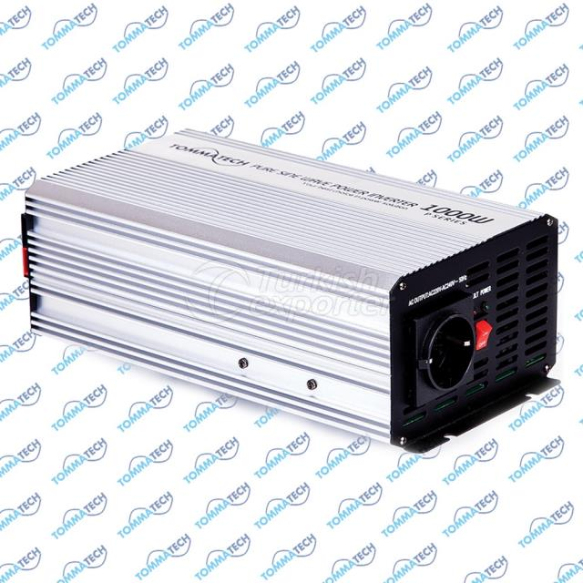 Tommatech 1000 Watt Full Sinus Inverter P 1000