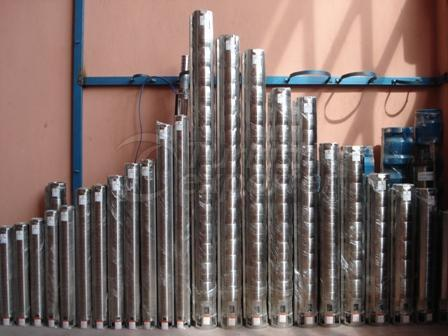 stainless pumps