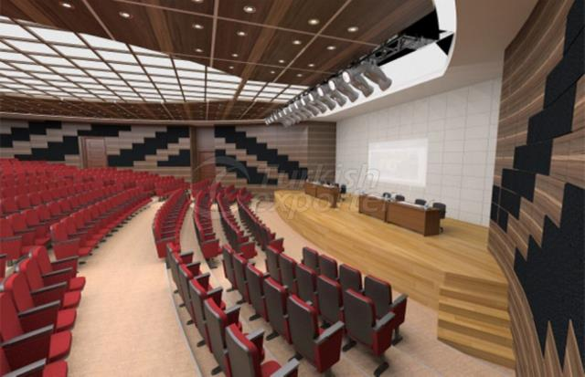 School Concept-Lecture Hall Furniture
