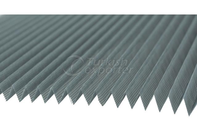 PLISSE FLY SCREEN GROUP WIREMESH
