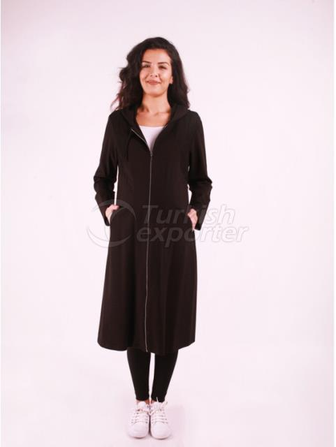 Maternity Clothes Two Yarn Hoodie Top