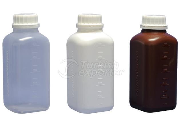 500 мл бутыли для проб воды
