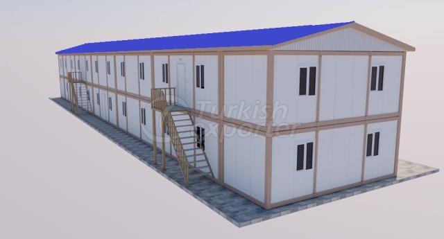 Dormitório do site
