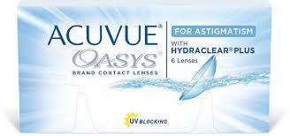 Acuvue Oasys Astigmatizm 6Pack