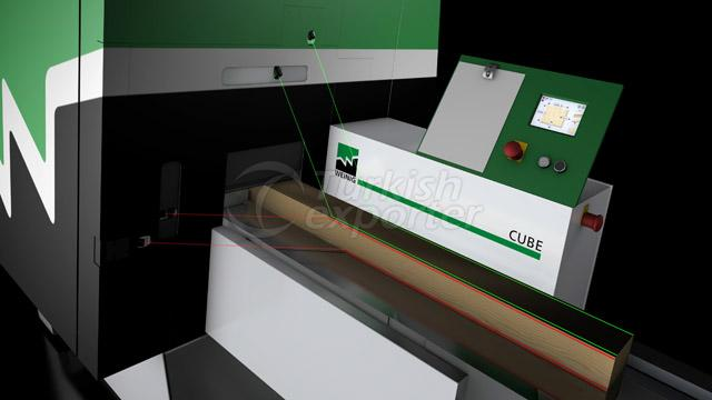 Profile Machinery Cube
