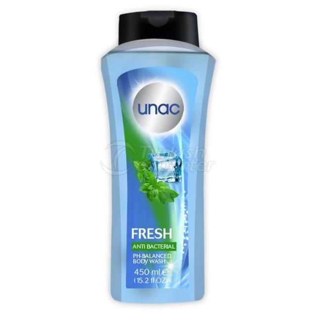 Un3001 - Unac Anti-Bacterial Body Wash