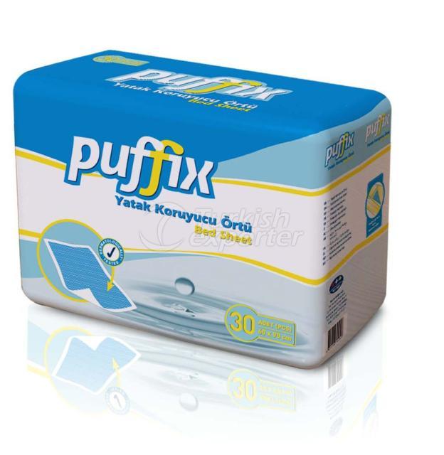 Bed Sheet Puffix 90X180