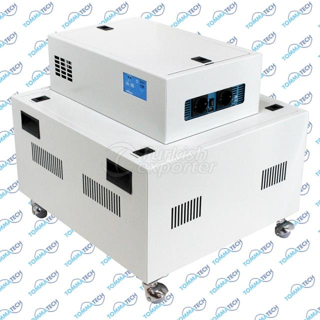24V TT3000 3P 3000W Solar Power Box