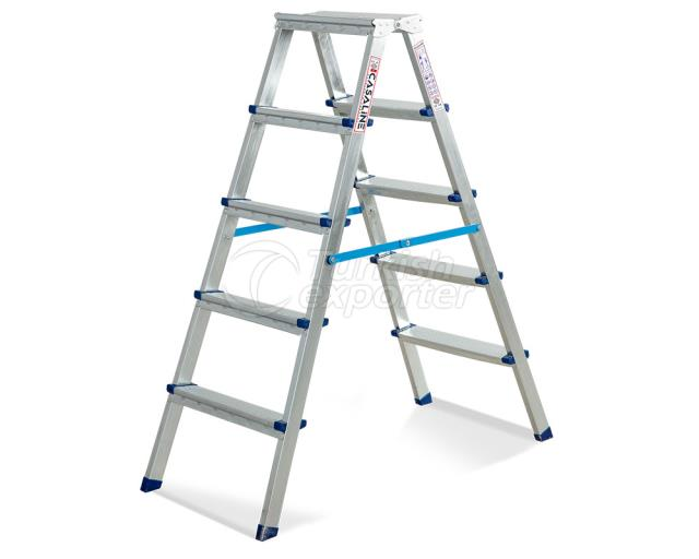 Casaline Double Side Profile Ladder