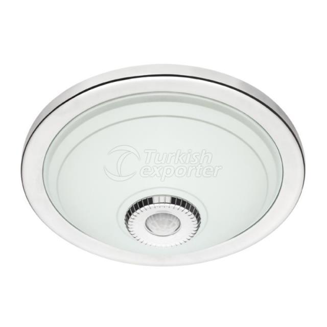10650 Krom Ceiling LED Sensorlight