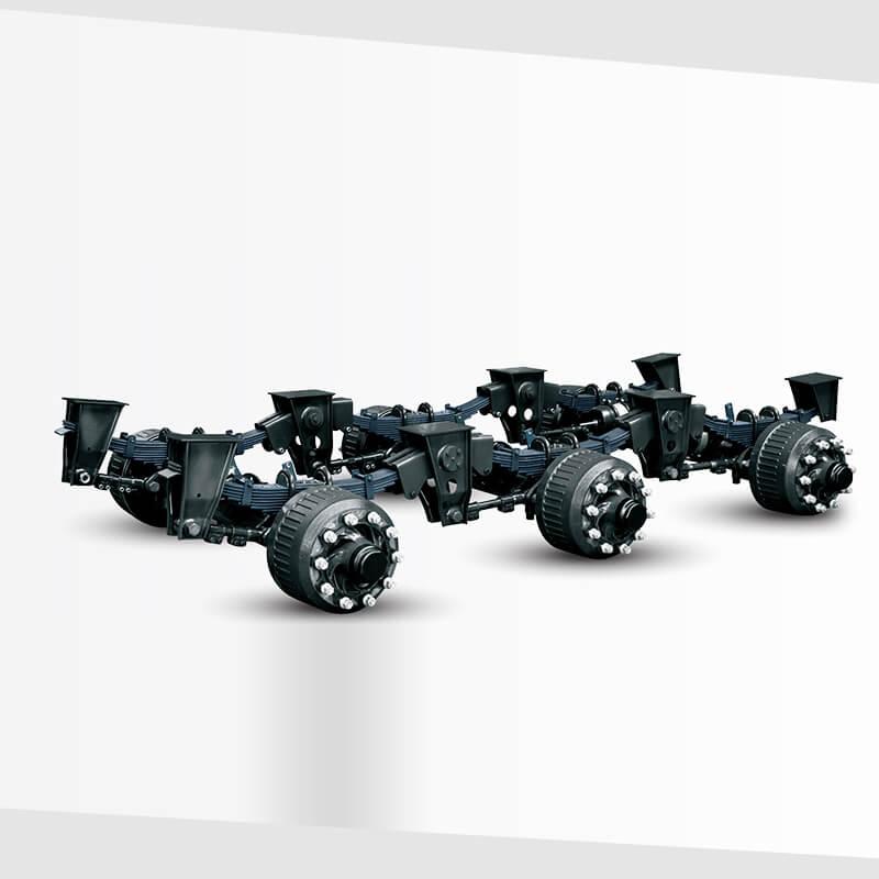 Mechanic Suspension Axle Set