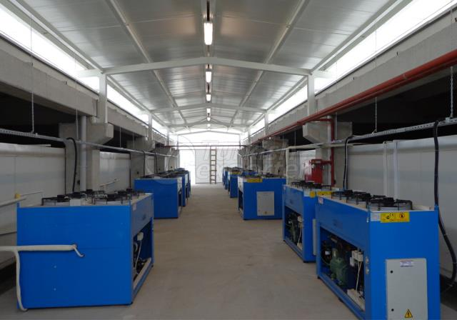 Industrial Cooling Unit