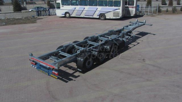 Extandable Container Carrier
