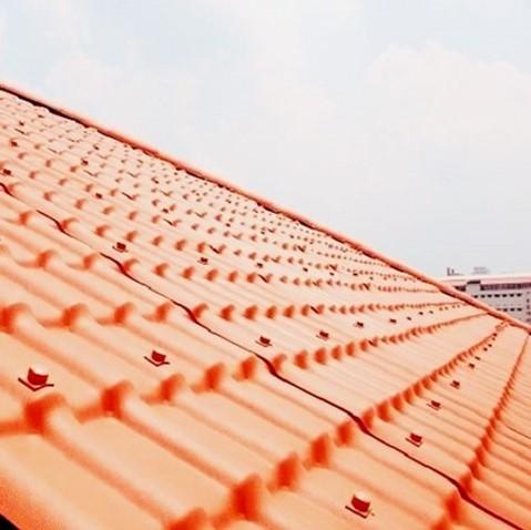 pvc roof panel