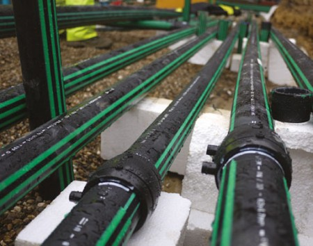 UNDERGROUND FUEL PIPING SYSTEMS