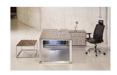 Executive Office Furniture-Quadro