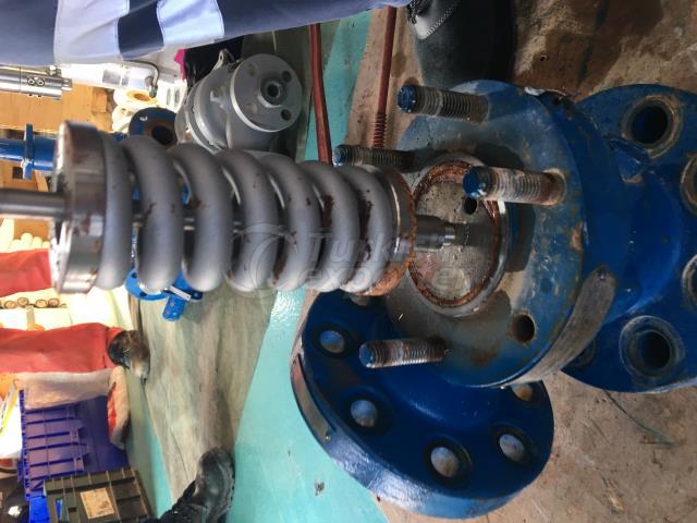 Reparação de válvulas de segurança / serviço de teste