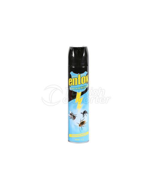 Fly Spray 300 Ml - Blue - Entox - New Design