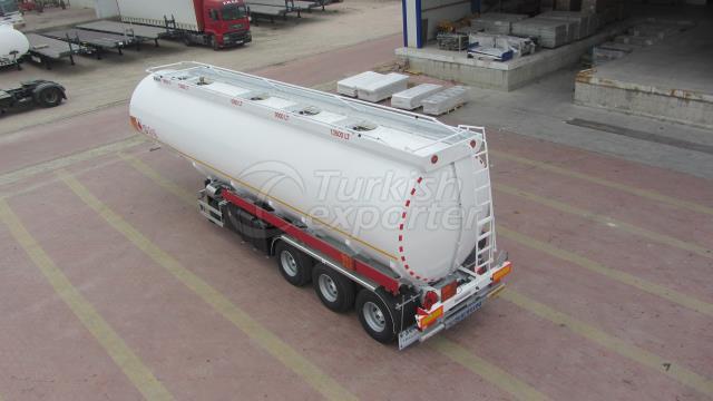 50.000 lt Fuel Tank Semi Trailer