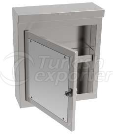 WALL CUPBOARD WITH MIRROR