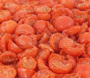 فرن محمص (نصف مجفف) طماطم تشيري مجمدة
