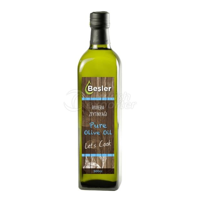 Riviera Olive Oil 500ml