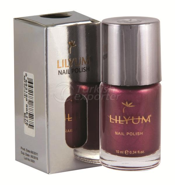 International Nailpolish Lilyum
