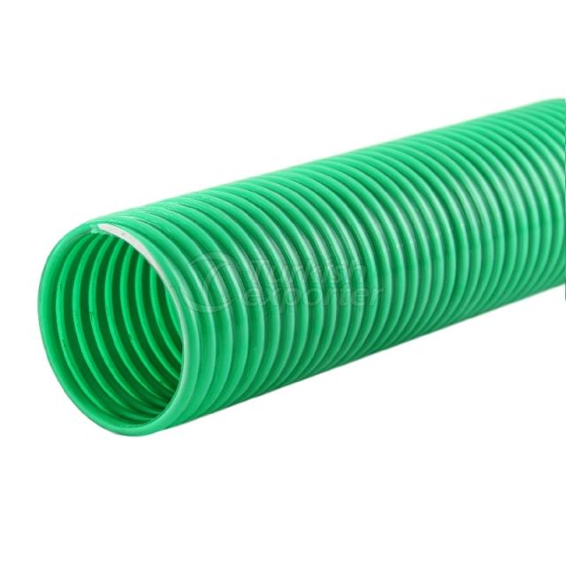 Green Sunction Hose
