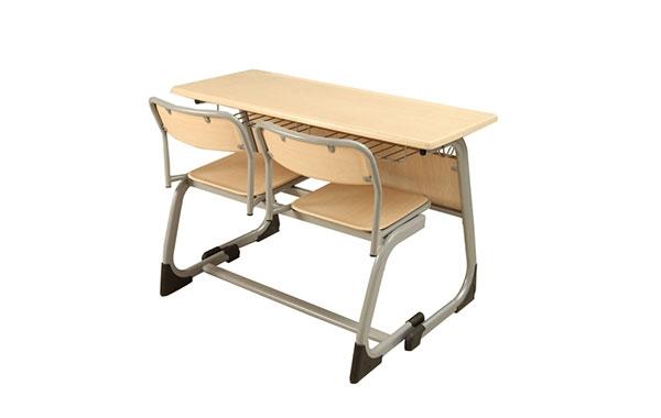 School Desk Violet