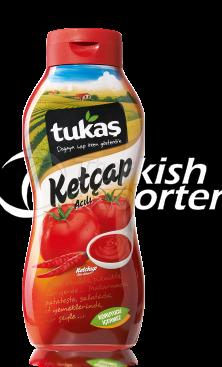 Ketchup 700 gr (hot)