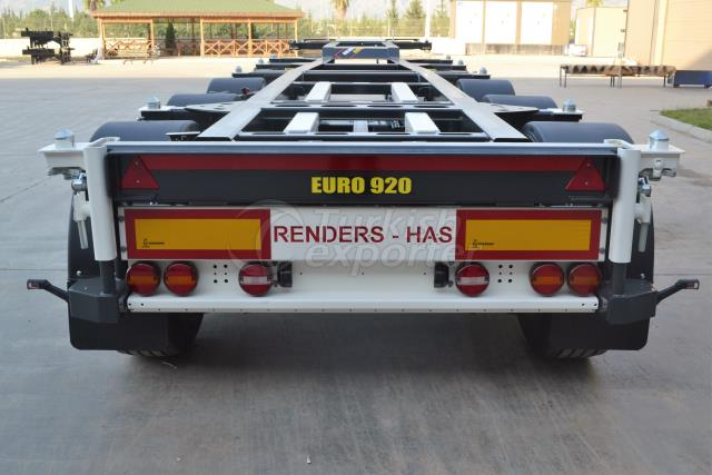 Container Chassis - Euro 920